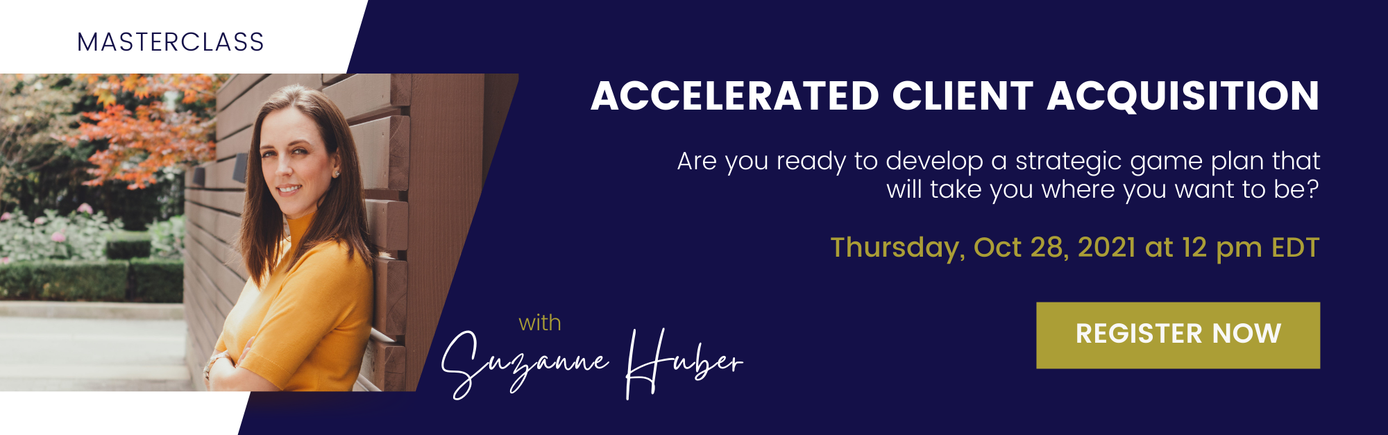 masterclass accelerated client acquisition